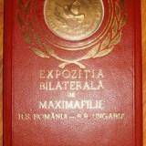 Placheta Diploma de onoare Expozitia bilaterala Romania - - Medalii Romania