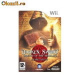 BROKEN SWORD SHADOW OF THE TEMPLARS THE DIRECTOR`S CUT (WII) (ALVio) (VAND / SCHIMB)