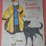 Carte de povesti - MAMIN SIBIRIAC - EMELIA VANATORUL. CU ILUSTRATII SUPERBE