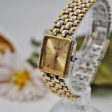 AFACERE!IDEAL PT CADOU!ceas cu mecanism Citizen, placat aur!po432 - Ceas barbatesc