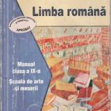 Manual LIMBA ROMANA cls a IX a SAM, ED. SIGMA - Manual Clasa a IX-a