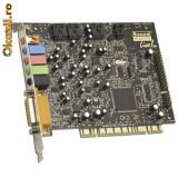 Placa de sunet Sound Blaster Live! Value 1024 ( PCI )