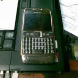 E 71 - Telefon mobil Nokia E71, Argintiu, Neblocat