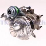 Turbina turbosuflanta GT1549S Opel Vivaro 2.0 dci 90, 115 cp, VIVARO platou (E7) - [2006 - 2013]
