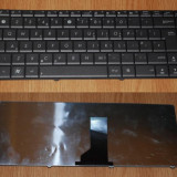 Tastatura laptop - Tastatura Notebook Asus N43 UK Black 04GN0N1KUK00-2
