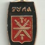 Medalie oras Tula Rusia - Medalii Romania