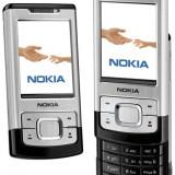 Vand Nokia 6500 Slide - Telefon Nokia, Alb, Neblocat, Cu slide, 480x854 pixeli, 64K