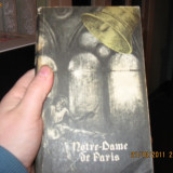 Carte de aventura - Notre-Dame de Paris de Victor Hugo