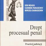 Drept procesual penal - Practica judiciara / Teste grila - Ion Neagu, Carmen Paraschiv, Mircea Damaschin - Carte Drept penal