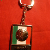 Breloc Fotbal - Mexico 1986