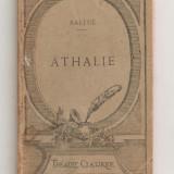 Carte hobby - (C624) ATHALIE DE RACINE