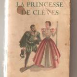 Carte hobby - (C625) LES PRINCESSE DE CLEVES DE M-ME DE LA FAYETTE