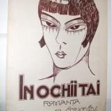 Partitura: - IN OCHII TAI  - romanta - de Paul D. Stoicescu