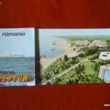 CARTI POSTALE ALBUM 22 BUC. NEPTUN ROMANIA