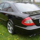 Eleroane tuning, Mercedes-benz, E-CLASS (W211) - [2002 - 2008] - Vand eleron spoiler portbagaj Mercedes E-klasse W211