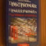 DICTIONAR ENGLEZ - ROMAN DE EXPRESII SI LOCUTIUNI  -- Horia Hulubei