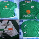 Tricou echipa fotbal - Tricou fotbal original Umbro Irlanda