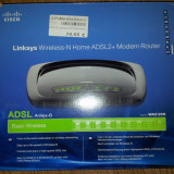 Linksys Wireless-N ADSL2+ Router