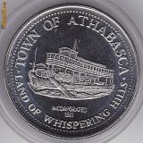 Medalie jubiliara, Canada1911-1986, ATHABASCA ALBERTA