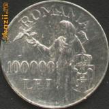 MONEZI DIN ARGINT - Moneda Romania