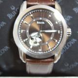 Ceas Bulova Elegant - Ceas barbatesc Bulova, Lux - elegant, Mecanic-Manual, Placat cu aur, Aur, 2000 - prezent