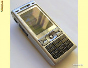 TELEFON SONY ERICSSON K800I ORIGINAL INCARCATOR CABLU DATE foto