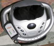 Aparat de masaj portabil Pro SHIATSU 5 IN 1 foto