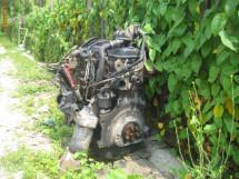 Motor vw passat 1.9 TD foto