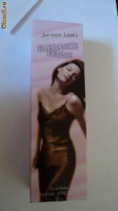 Apa de parfum Elegance Femme, Sweet Looks- marca Leonardo foto