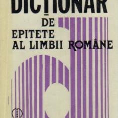 Marin buca - Dictionar Altele de epitete ale limbii romane