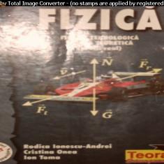 Fizica, Manual pt cls a X-a, (F1) - Manual scolar teora, Clasa 10, Teora