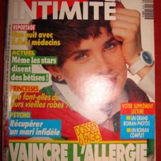 REVISTA LE NOUVEL INTIMITE 2419/MRTIE 1992 IN LIMBA FRANCEZA