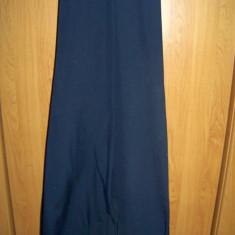 Pantaloni barbati, 58 sau mai mare, Bej, Lungi, Lana - Pantalon nou stofa marime 62 = XXXXL