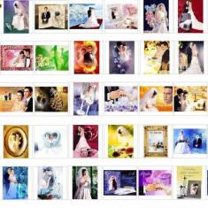 Template-uri PSD pentru nunti - Software Editare video