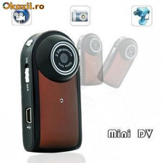 Gadget supraveghere - Camera spy spion + micro-SD 4 GB GRATIS