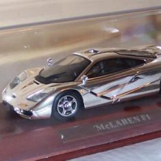 IXO/Atlas McLaren F1 editie cromata 1:43