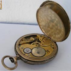 Ceas vechi de buzunar defect (4) - de colectie - Ceas de buzunar