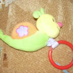 Melc bebe - Jucarie zornaitoare