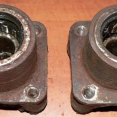 2 x Butuc spate cu rulmenti - Fiat 850 - Butuc roata