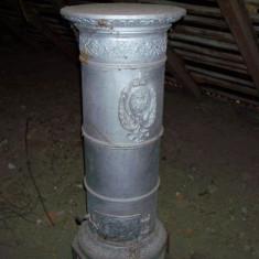 Metal/Fonta - Soba turn de fonta 1, 17m