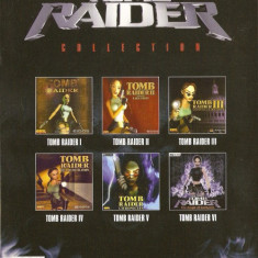JOC PC THE LARA CROFT TOMB RAIDER COLLECTION 1-6 ORIGINAL / STOC REAL / by DARK WADDER - Jocuri PC Altele, Actiune, 12+, Single player