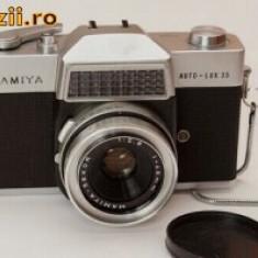 Aparat foto Mamiya auto lux 35 - Aparat Foto cu Film Mamiya