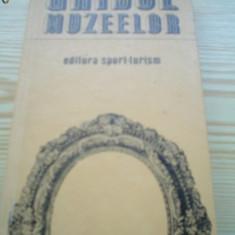Ghidul muzeelor aristide stefanescu carte arta cultura ilustrat muzeu hobby - Album Muzee