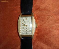 Ceas de Dama Bulova - Ceas BULOVA dama, placat cu Aur, superb, functional
