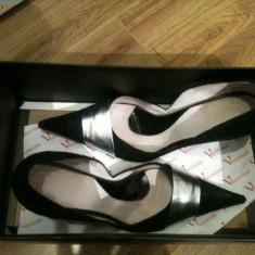 Pantofi dama, Marime: 35.5, Fuchsia - Pantofi ocazie super comozi