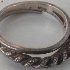 Inel vechi din argint (50) - de colectie - Inel argint