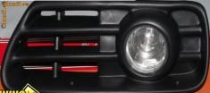 Proiector, Volkswagen - Proiectoare de ceata cu tot cu suportu de plastic pentru vw golf 3 sau vw vento