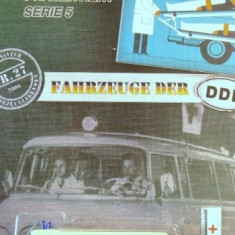 Macheta auto - BARKAS AMBULANTA-DDR MODELE- ++1799 DE LICITATII !!