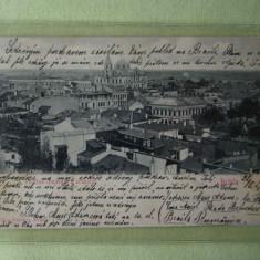 BRAILA - Vedere Generala a orasului - 1902