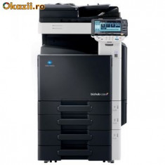 COPIATOR KONICA MINOLTA BIZHUB C 220 CU DF- 617+ IPAD 2 de 16 Gb - Copiator Color